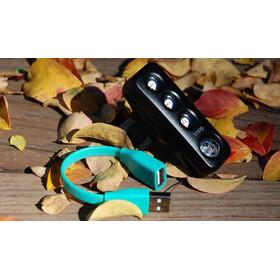 Knog USB-Förlängingskabel till Knog Blinder Lampa turkos